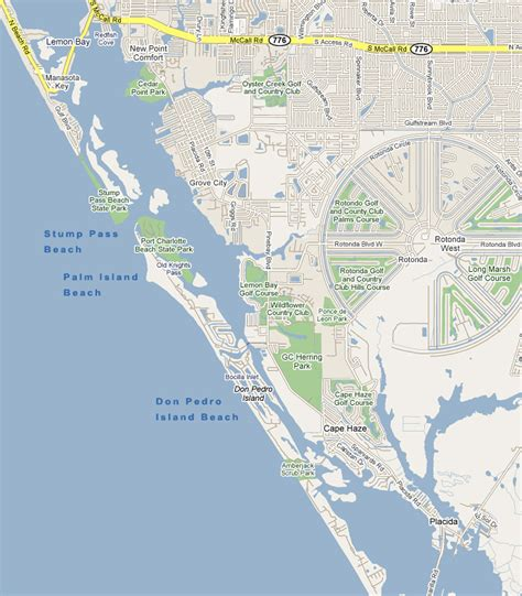 map of south west coast of florida west coast of florida map beaches