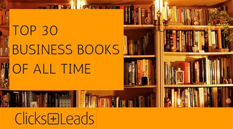 Top Mba Books by Top 30 Business Books Archives Clicksandleads