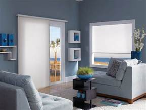 Cellular Shades For Patio Doors Vertical Cellular Slider Shades Nh Blinds