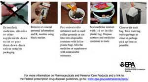 dispose of medications properly residents prattville alabama prattvilleal gov official