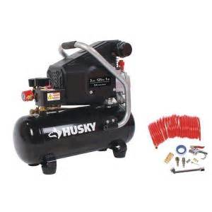 home depot air compressor husky husky 3 gal portable electric lubricant air
