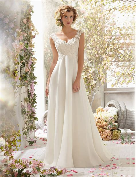 2016 New Fashionable A Line Cheap Bridal Dress