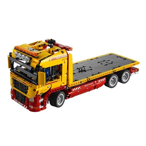 technic car image technic flatbed truck 8109
