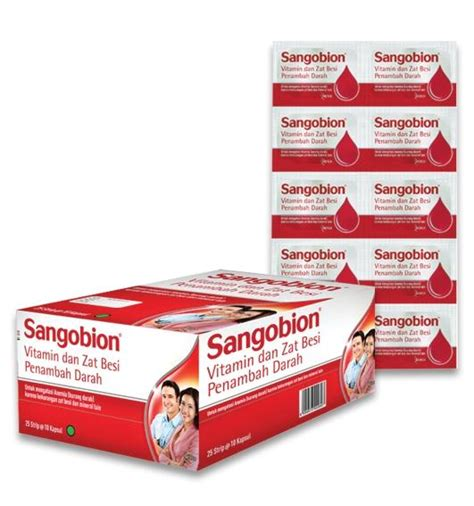Obat Sangobion sangobion dosage information mims indonesia