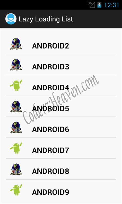 tutorial android asynctask android update imageview from asynctask exle
