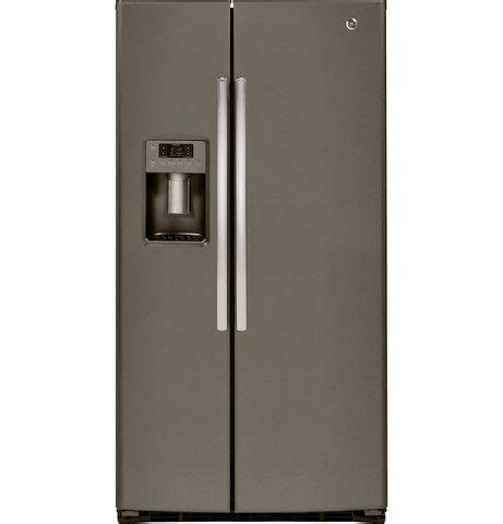 slate colored refrigerators 1000 images about ge slate colored appliances on