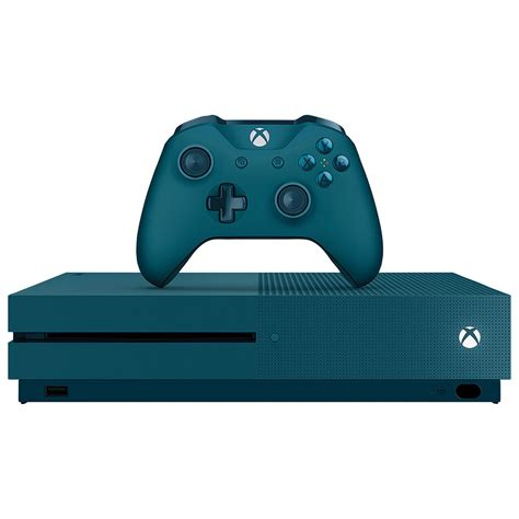 Termurah California Blue Limited xbox one s 500gb console blue limited edition