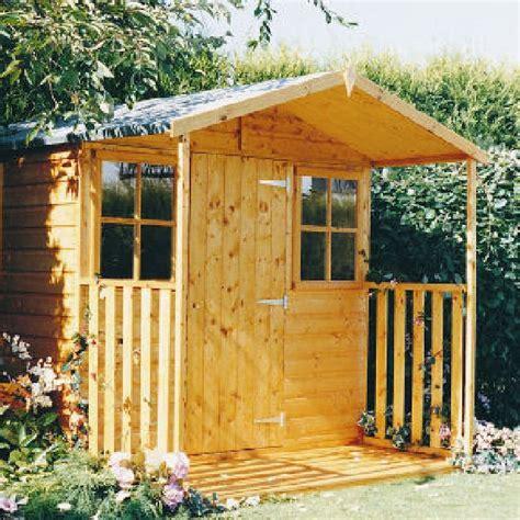 shire casita garden shed  verandah
