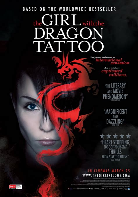 the girl with the dragon tattoo imdb the with the 2009
