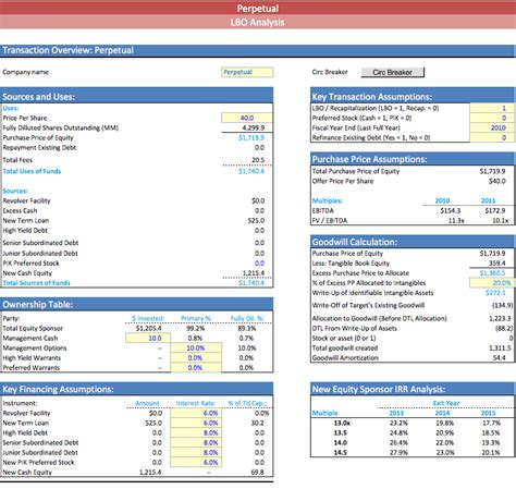simple lbo model template simple lbo model template 28 images financial modeling