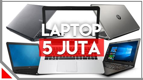 Laptop Gaming Dell 5 Juta top 5 laptop gaming 5 juta