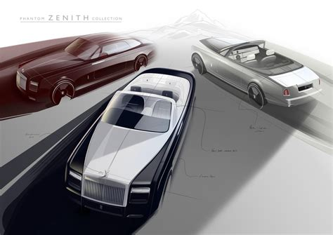 rolls royce to phase out phantom coupe and convertible