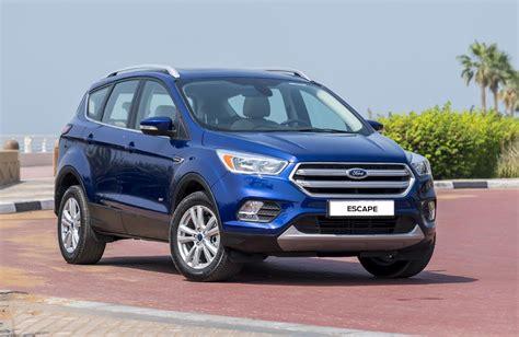 Small Ford Suv ford launches new escape in small suv segment tires