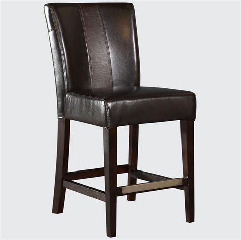 brown bar stools leather brown leather bar stools with backs cabinet hardware