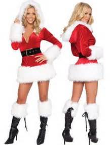 On pinterest christmas costumes santa costumes and woman costumes