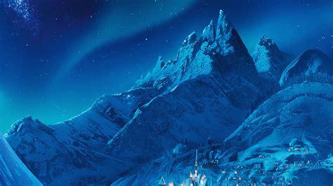 ac wallpaper elsa frozen castle queen disney illust snow