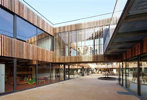 about schools center schools center gallery of school center aubrac dietmar feichtinger architectes 3
