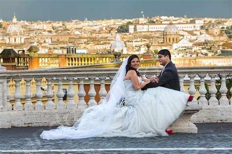 Hochzeit In Rom by Destination Wedding Photography Rome Italy