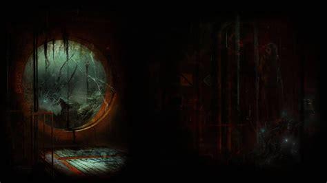 soma horror game background wallpaper art concept art