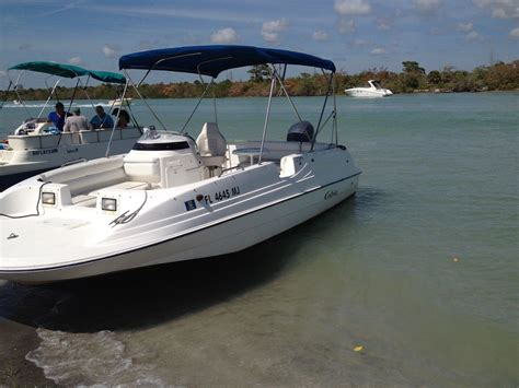 cobia boat pictures cobia 216 deck boat 2001 for sale for 7 900 boats from