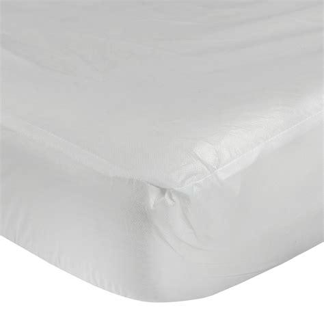 polypropylene waterproof mattress protector single