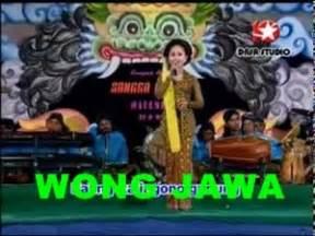 wong jawa koleksi campursari langgam