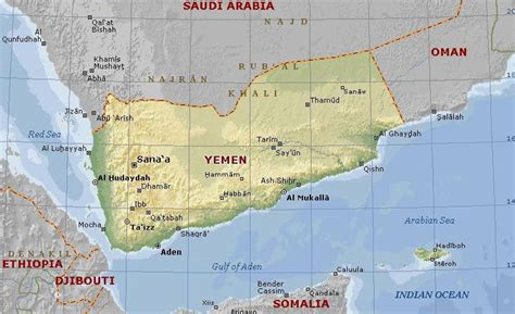 middle east map yemen yemen map middle east quotes
