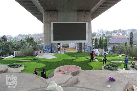 film posesif di bandung taman film kota bandung di kolong jembatan catatan pinggir