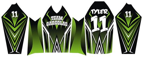 Order Supreme Paintball Paintball Jersey Template