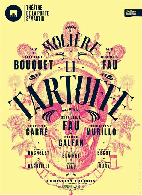 michel bouquet tartuffe fnac le tartuffe theatre de la porte saint martin 224 paris 10