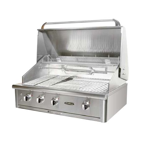 backyard grill stainless steel 4 burner gas grill capital precision 4 burner built in stainless steel