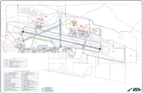 airport layout design airport layout plan helena regional airport
