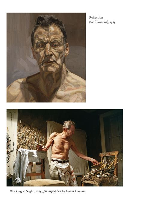 lucian freud wide open icons books lucian freud quotes quotesgram