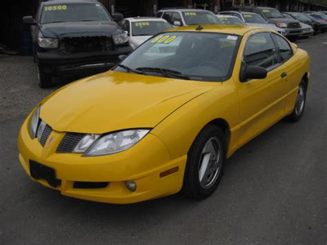 pontiac sunfire for sale 2003 pontiac sunfire for sale stk r13338 autogator