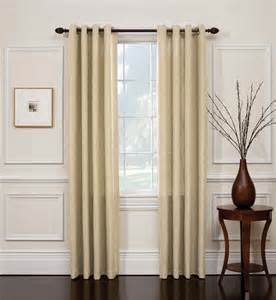 Lees Curtain Company Upc 028967037099 Jaclyn Smith Oat Hopsack Window Panel
