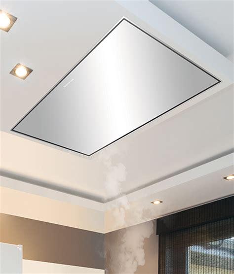 Silverline Quadra Ceiling Range Hood Ceiling Range