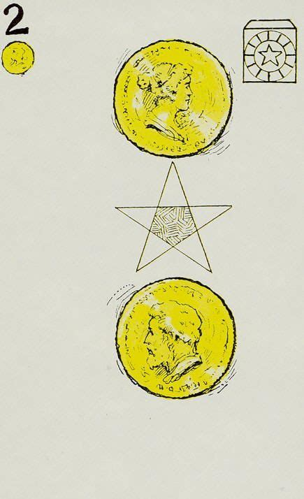 40 best images about 2 coins tarot on pinterest