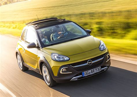 opel adam rocks opel adam rocks 2014 2015 2016 autoevolution