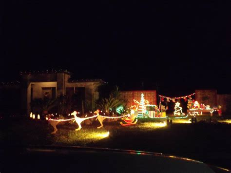cooking sewing adventure christmas light hunting innisfail