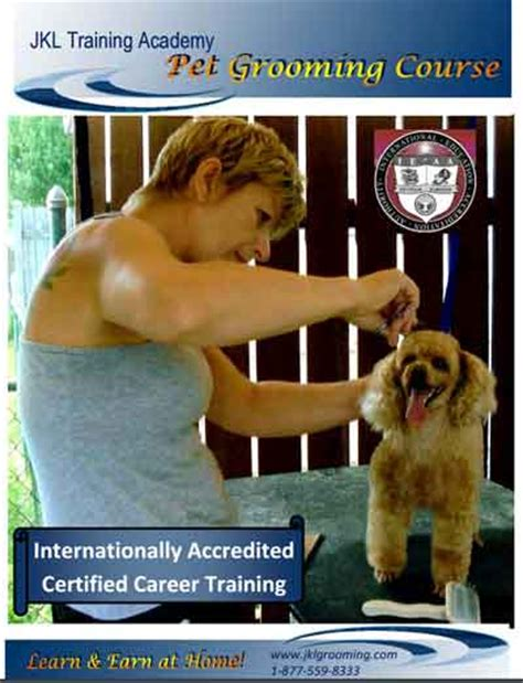 grooming courses catalog of grooming courses courses
