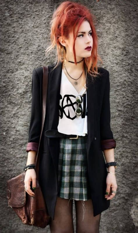 le happy 88 cute edgy outfits for girls