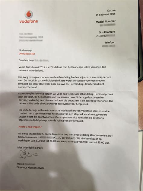 vodafone up letter intrum justitia email about vodafone fraud help