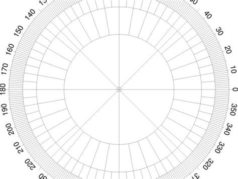 printable geometry protractor printable protractor and ruler by ssd thingiverse