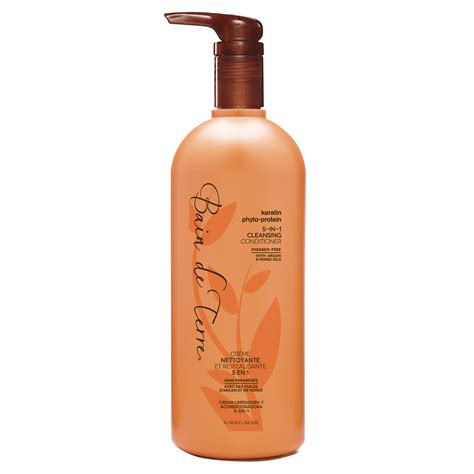 protein keratin keratin phyto protein 5 in 1 cleansing conditioner bain