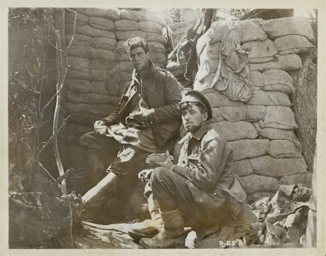 Cadavre Bag trench conditions trench routine canada and the