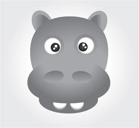 printable hippo mask free hippo face mask coloring pages