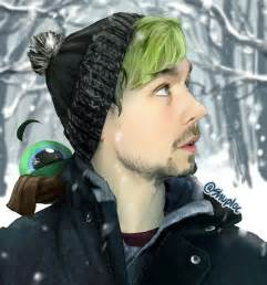 Winter jacksepticeye by shuploc on deviantart