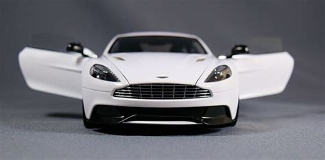 Vanquish Polycarbonate Aftermarket review autoart aston martin vanquish diecastsociety