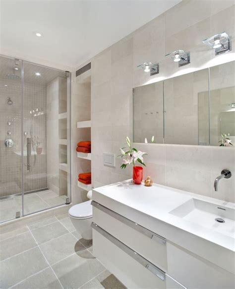 Walk In Shower Ideas For Bathrooms by Foto Piso Para Banheiro De Ana Camila Vieira 1067272