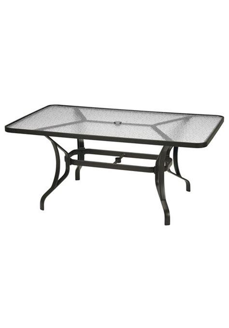 Tropitone Patio Table Tropitone Patio Table Tropitone Banchetto Aluminum 42 Chat Table 401186 Tropitone Kd Garden